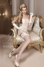 Ballerina 256 Hold Ups White